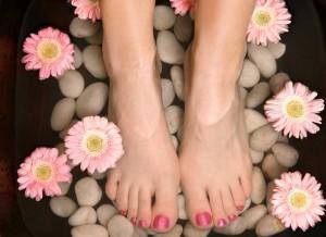 AquaVida Ionic foot detox bath santa clarita