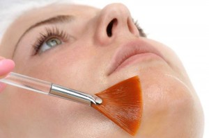 pumpkin cranberry enzyme peel, micro current facial santa clarita